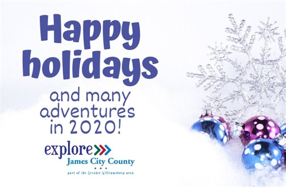 Happy holidays and many adventures in 2020!