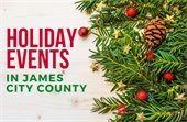 Holiday Events in James City County