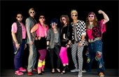 The Deloreans band photo