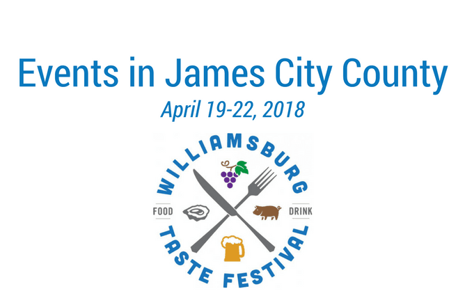 Williamsburg Taste Festival logo