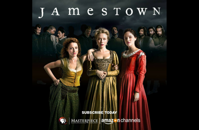 Jamestown TV Series
