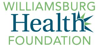 Williamsburg Health Foundation Logo